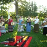 Our Grandmother Moon Drummers are always excited to have the weekly Drum Circl