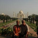 at the Taj-wonderful!