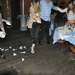 Greek dancing with broken plates even!