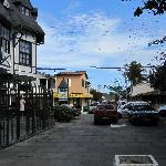 Corner location