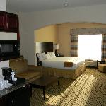 Holiday Inn Express Hotel & Suites Oklahoma City West-Yukon Foto
