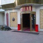 Thai -Entrance view