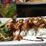 Wild Prawn Sushi – Excellent