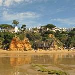 Passaro Azul and beach