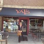 My daughter Beth at Yats