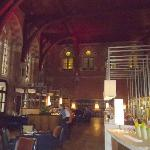 Renaissance Hotel St Pancras Bar & Breakfast Room