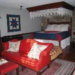 Crimson Dove Suite