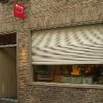 Bocca Restaurant/takeawy, Bruges, Belgium
