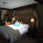 room at Cabra Castle