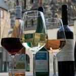 Mosel wines @Brunnenhof Café & Bar, Trier
