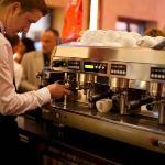 Coffee @Brunnenhof Café & Bar, Trier