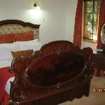 Romantic Bedroom Gamekeepers Cottage