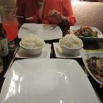 Thai stuff! Rice and Chicken