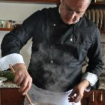 Gennaro and his passion...cooking!!!