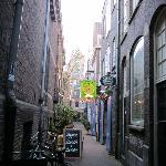 Gebed Zonder End (Prayer Without End) alley