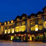 Frontage of the Resort, Manali Resort, Manali