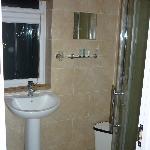 salle de bain de la chambre n°5