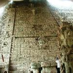 Hieroglyphic Staircase & Stela M