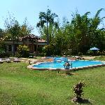 Pool in Tuli Tiger Resort