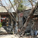 Silver city ghost town