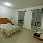 Una habitación sencilla