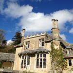 Riverside view, Hotel Endsleigh