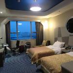 standard room, bed comfy