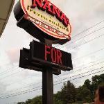 Nana's custard