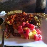 Breakfast is great here :)