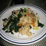 Cod for dinner