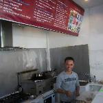 small restaurant close but really very good ! EDDIEZ