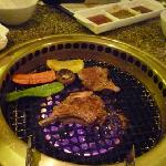 lamb grill