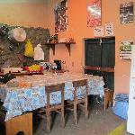Dining & communal area