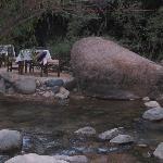 Cuale Paradise river setting