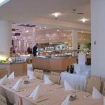 Großes, freundliches Restaurant