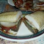 Italian Sausage sub