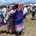 The Taos Pueblo Pow Wow is a great venue.