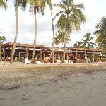 beach front bar