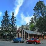 Ruidoso NM Downtown area