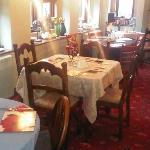 ...dining room, Restaurant