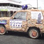 Crystal Cave Car