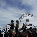 La folie douce ...don't miss music and fun high up in the alps