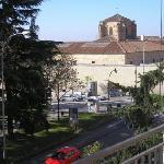 vistas al Palacio Fonseca