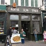 Koffie 3,14 Thee cafe , Ghent