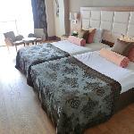 Hotel Selin Zimmer