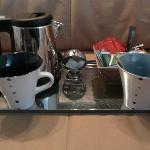 Tea and coffee supplies