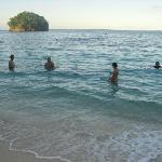 Zoe Mei's Private Beach