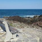 lovely place to sit on Marginal Way