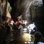 Bayano Caves: Underground River Trekking Adventure