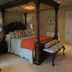 loved this bed!